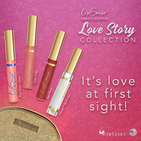 Lipsense Love Story Collection